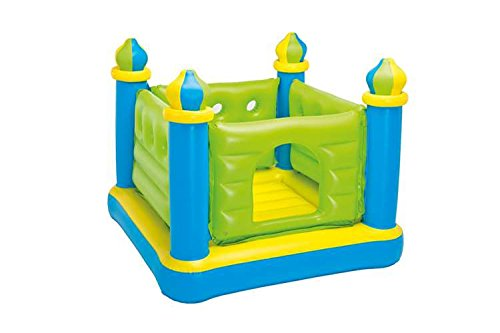 Intex Inflatable Jump-O-Lene Ball Pit Castle Bouncer (Pickle Float compare prices)