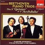 ベートーヴェン:ピアノ三重奏曲第7番「大公」、第5番「幽霊」