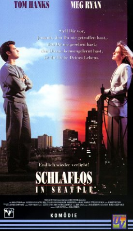 Schlaflos in Seattle [VHS]