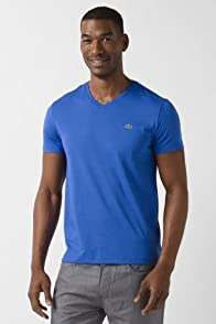 Tall Short Sleeve Jersey V-Neck T-Shirt