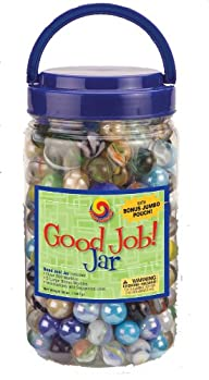 MegaFun USA Good Job Jar w/Mega Marbles