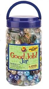 MegaFun USA Good Job Jar w/Mega Marbles