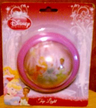Disney Princess Tap Light