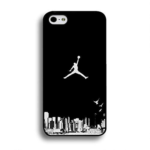 Funny Creative NBA Chicago Bull Michael Jordan Logo Iphone 6/6S Case,Jordan Phone Case Cover For Iphone 6/6S,Black Phone Case