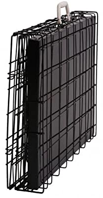 """36"""" Pet Wire Cage with Metal Pan"""