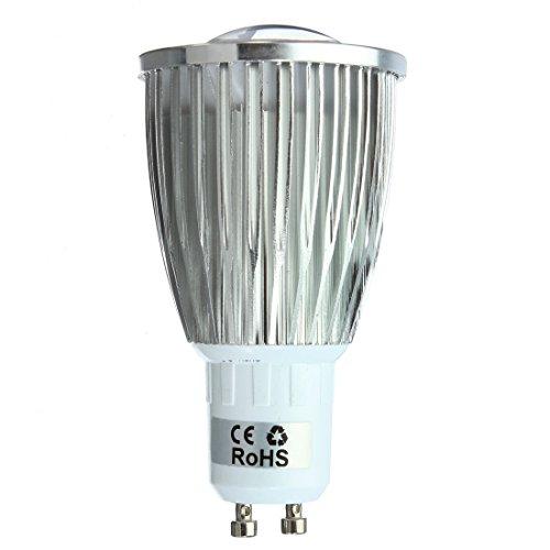 Kingso 7W Gu10 Cob 220V Led Dimmable Bulb Lamp Spot Light Bulb Warm White