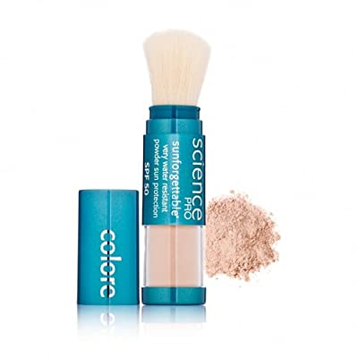 Colorescience Sunforgettable Very Water Resistant Powder Sun Protection SPF 50 0.21 oz.