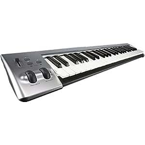 M-Audio Keystudio 49-key USB MIDI Controller Keyboard