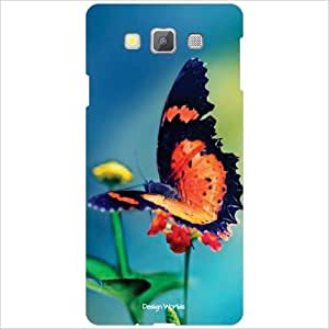 Design Worlds - Samsung Galaxy A7 SM-A700FD Designer Back Cover Case - Mult...