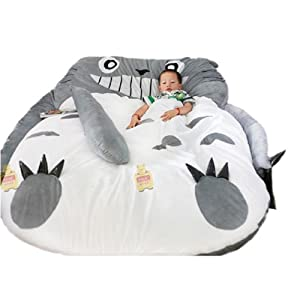 Amazon Com My Neighbor Totoro Sleeping Bag Sofa Bed Twin