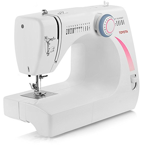 TOYOTA HeavyDuty Metal Interior STF40 Sewing Machine With 40 Built Cool Toyota Easy Sewing Machine Manual