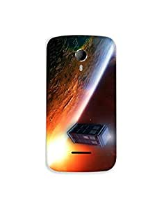 Micromax A117 ht003 (123) Mobile Case from Leader