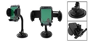 Cellphonez® Fly Universal Car Mount Cradle Mobile Holder for Smart Phones & GPS Device.