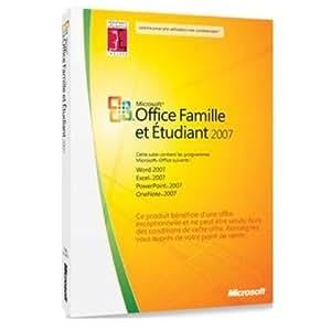 Office Famille et Etudiant 2007 - Offre spéciale