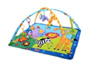 Tiny Love Gymini Super Deluxe Lights & Music Play Mat by Tiny Love