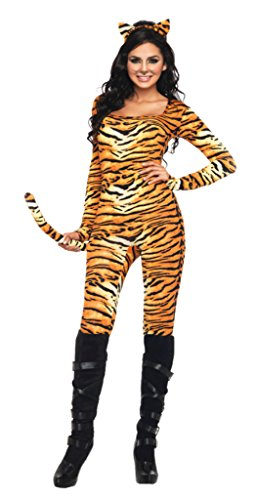 Leg Avenue Womens Animals Sexy Wild Tigress Adults Theme Party Halloween Costume