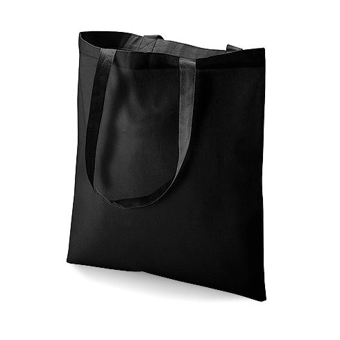Westford Mill Cotton Shoulder tote bag