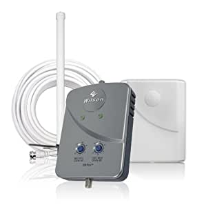 Wilson Electronics  DB Pro Indoor Cellular Signal Booster Kit for the Entire House - Retail Packaging - Gray