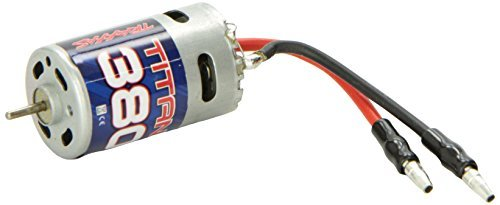 Traxxas Titan 380 18 Turn Brushed Motor., Model: TRA7075, Toys & Play (Traxxas 380 Brushed Motor compare prices)