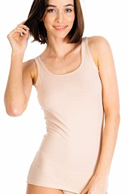Skiny Damen Unterhemd SKINY Essentials Light Women / 3930 Da. Tank Top from Skiny Bodywear GmbH