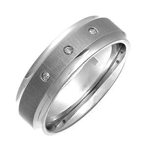 Herren-Ring Silber Gr. 66 (21.0)  TI602-7 /L