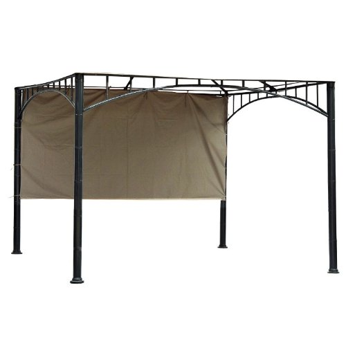 Backyard Canopy Gazebo : Gazebo Sunshade for 10 Ft Gazebos  Outdoor Canopies  Patio