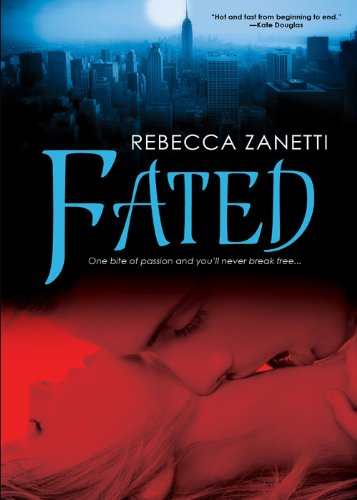 Fated (Dark Protectors) by Rebecca Zanetti