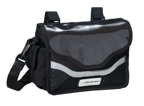Review Avenir Mini Metro Handlebar Bag (91.5 Cubic Inches)