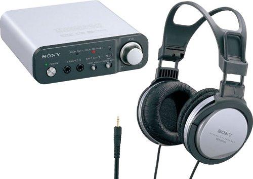 【Amazonの商品情報へ】SONY デジタルサラウンドヘッドホンシステム MDR-DS1000