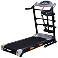 Get 2014 Model! 1.75HP Professional multi function folding top spec high end treadmill. Price-image