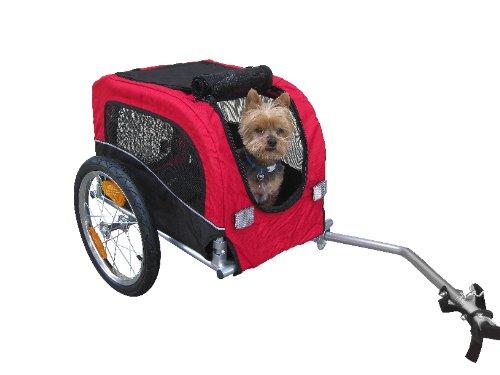 Booyah Small Dog Pet Bike Trailer