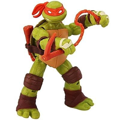 2x Teenage Mutant Ninja Turtles Action Figure Michelangelo