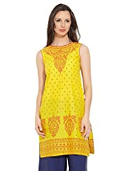 LOVELY LADY Ladies Cotton Printed Kurti - B00NNQHEHA