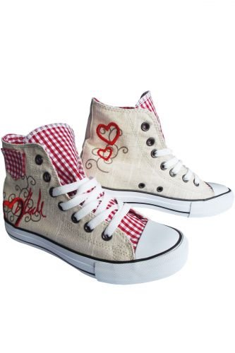 Trachten Chucks Red Heart kaufen