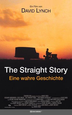 The Straight Story - Eine wahre Geschichte [VHS]