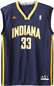 NBA Indiana Pacers Danny Granger Road Replica Jersey Navy by adidas