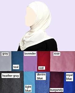 Denim Blue 2 Piece Al-Amira Hijab