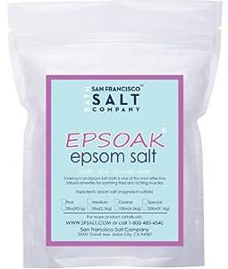 Epsoak Epsom Salt 20 Lbs