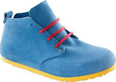 Birkenstock Boots ''Dundee'' aus echt Leder in Riviera 37.0 EU S