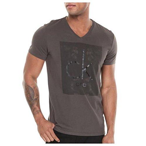 (カルバンクライン) Calvin Klein メンズ トップス Tシャツ short sleeve v-neck graphic tee 並行輸入品