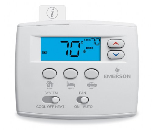 White-Rodgers 1F86EZ-0251 Non-Programmable Thermostat
