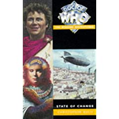State of Change (Doctor Who-the Missing Adventures) by Christopher Bulis