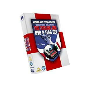 The Italian Job - DVD and Flag World Cup Edition [1969]