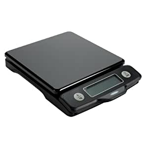 OXO Good Grips 5-Pound Food Scale with Pull-Out Display, Black
