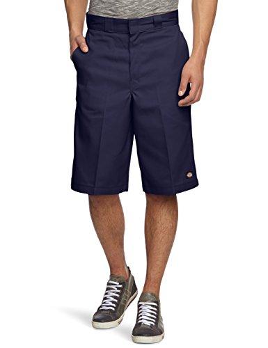 Dickies - 13in Mlt Pkt W/St, Pantaloncini sportivi Uomo, Blu (Navy Blue), W30 (Taglia Produttore: 30)
