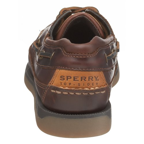 Sperry Top-Sider Men's Mako 2-Eye Canoe Moc Lace-Up Shoe sperry top sider bahama boat shoe little kid big kid