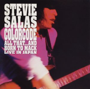 Stevie Salas Colorcode, Steve Salas - Live in Japan: All That  And