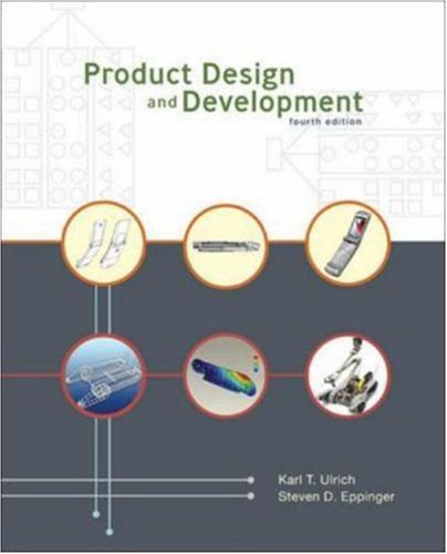 Product Design And Development Th Edition Ulrich