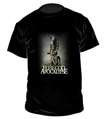 Fleshgod Apocalypse - Top - Uomo nero XL
