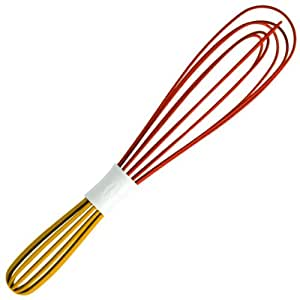 Chef'n Whipster 2-in-1 Whisk, Persimmon/Mango